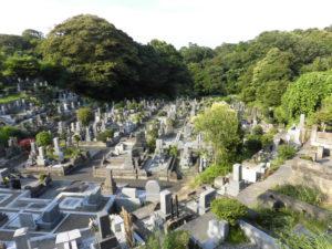 日野公園墓地