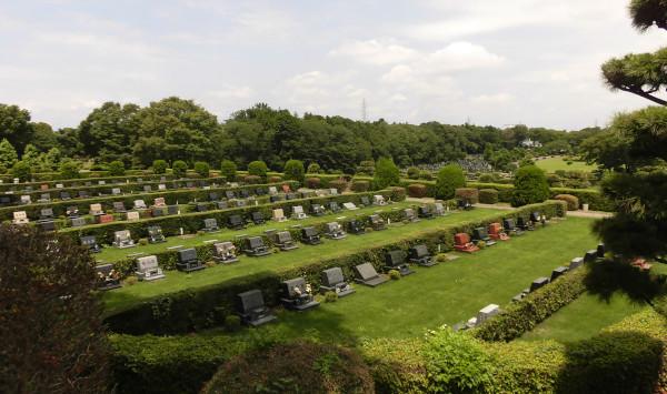 大庭台墓園(令和2年度平面墓地の募集申込は終了)